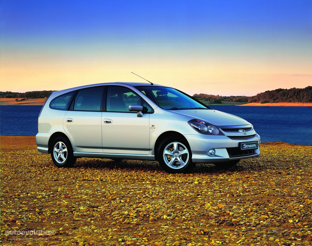 HONDA Stream specs & photos - 2003, 2004, 2005, 2006 - autoevolution
