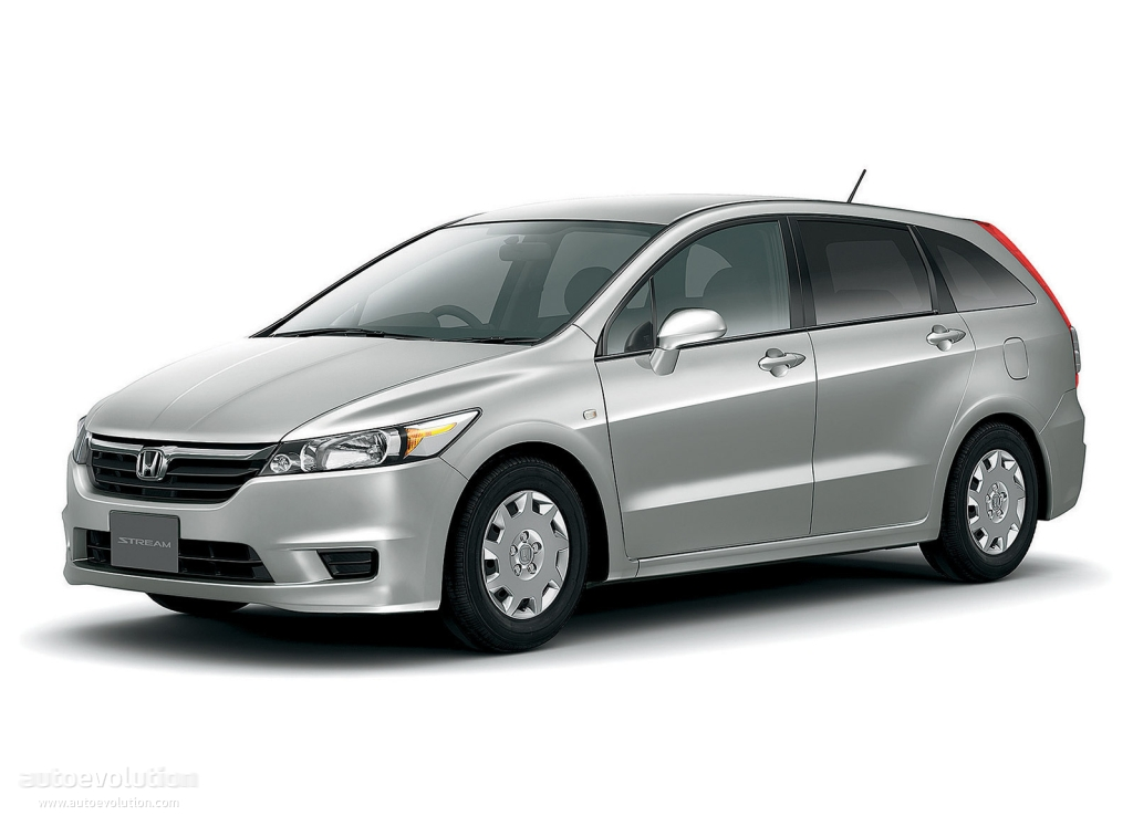 HONDA Stream specs & photos - 2006, 2007, 2008, 2009 ...