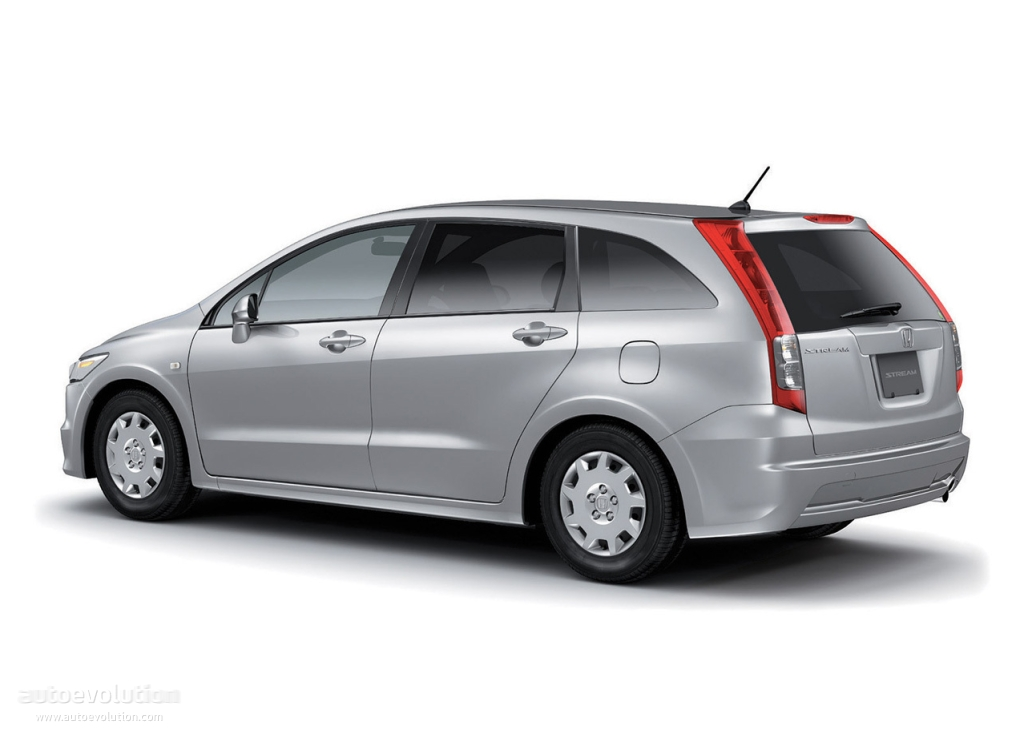Honda Stream Specs 2006 2007 2008 2009 2010 2011