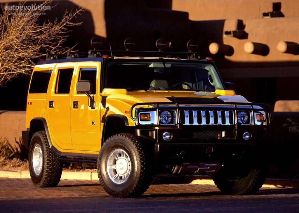 Hummer H2 Specs Photos 2002 2003 2004 2005 2006 2007 2008