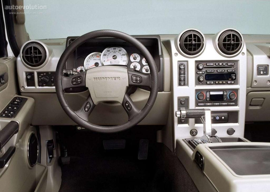 Hummer H2 2002 2009