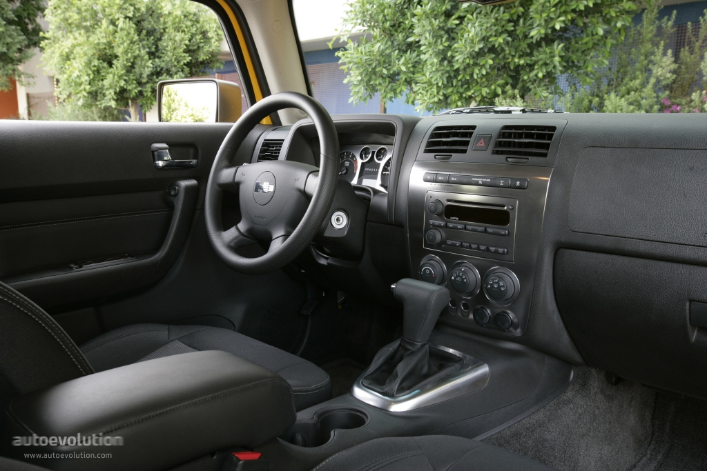 Hummer h3 specs 2005 2006 2007 2008 2009 2010 for Interieur hummer