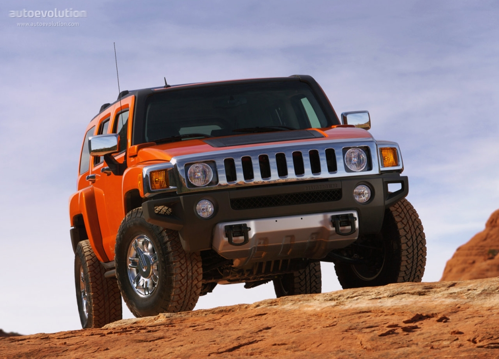 hummer h3 2008 review