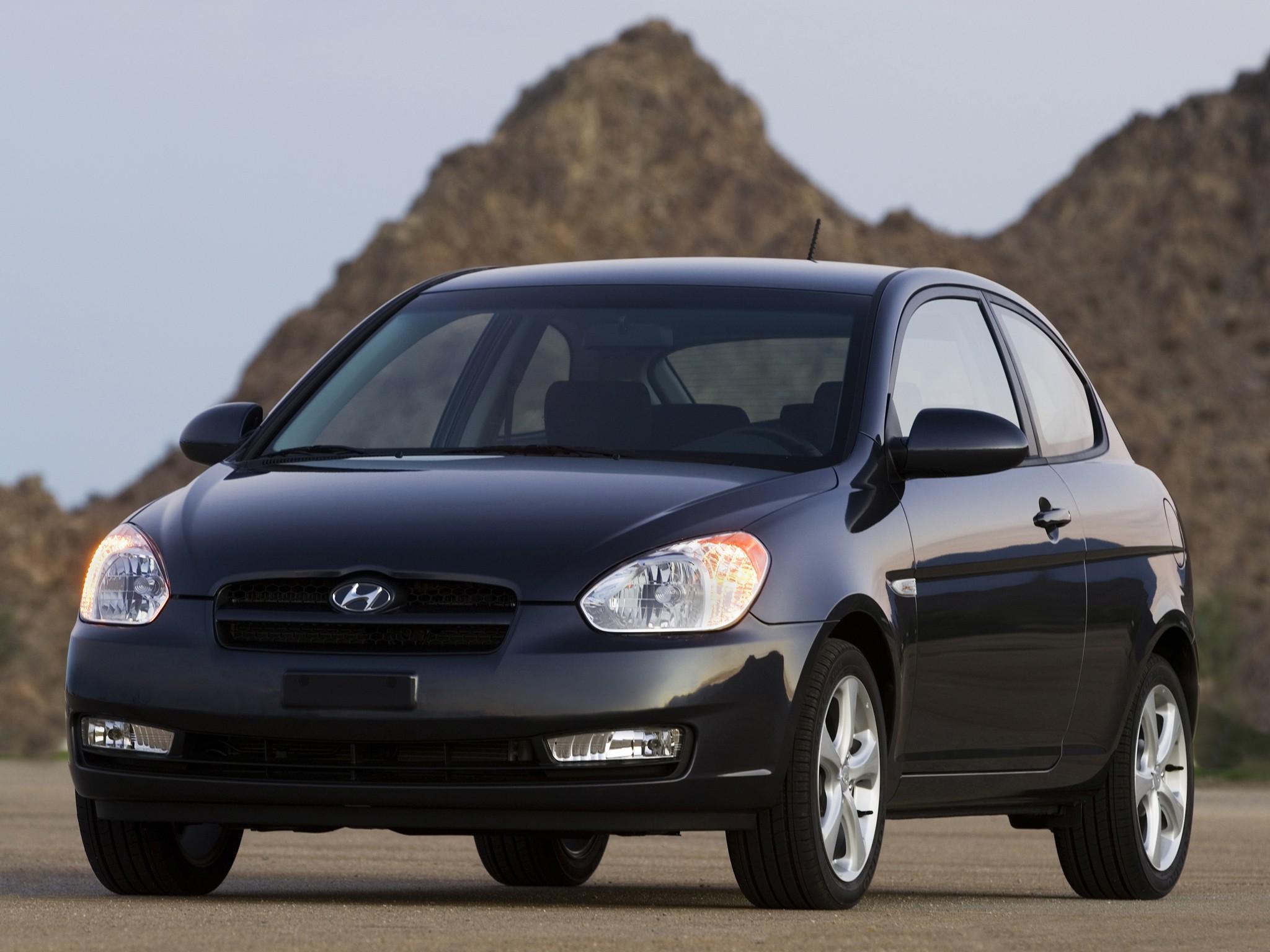 Hyundai Accent 3 Doors 2006 2007 2008 2009 2010