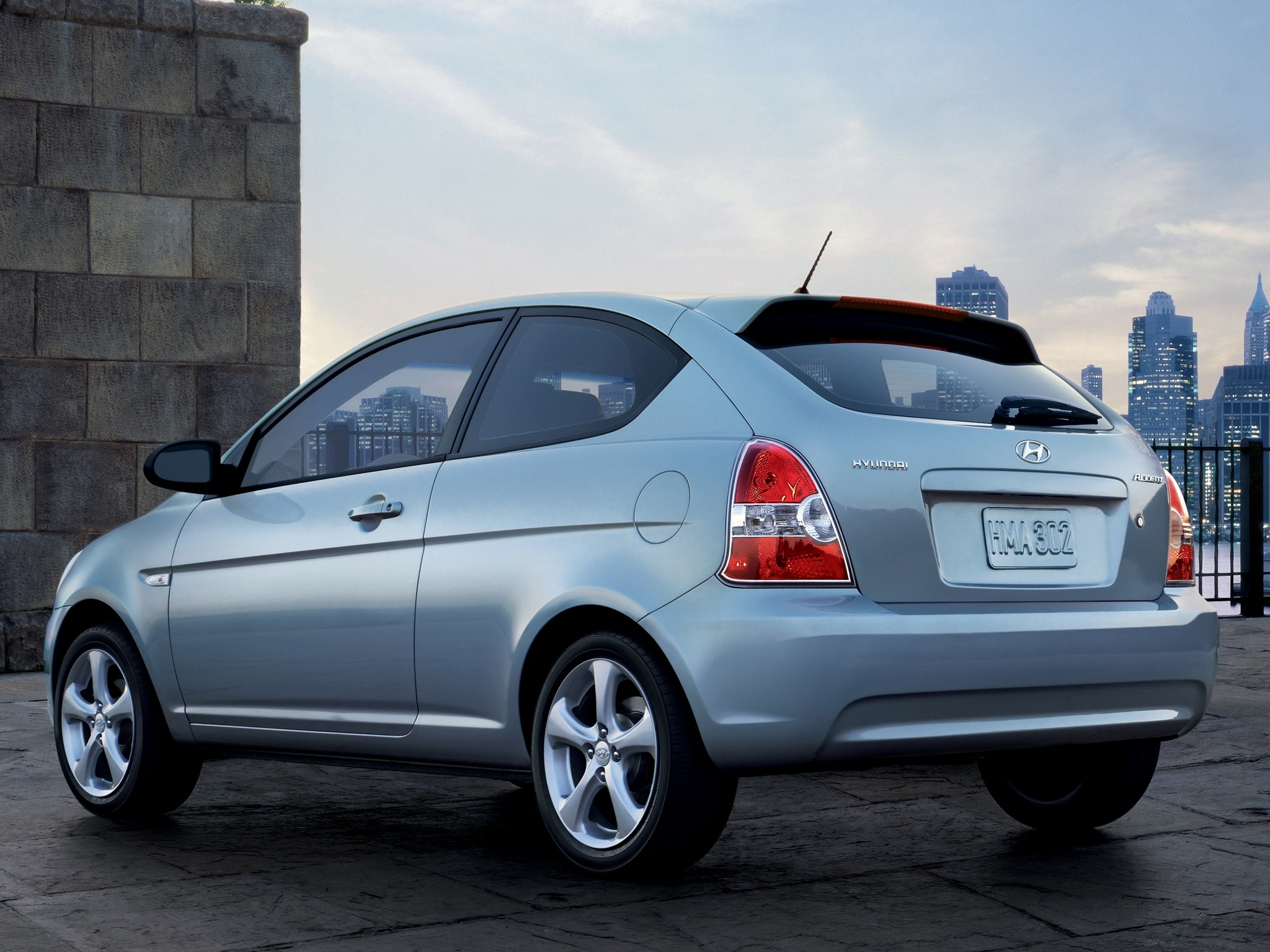 Hyundai Accent 3 Doors 2006 2017