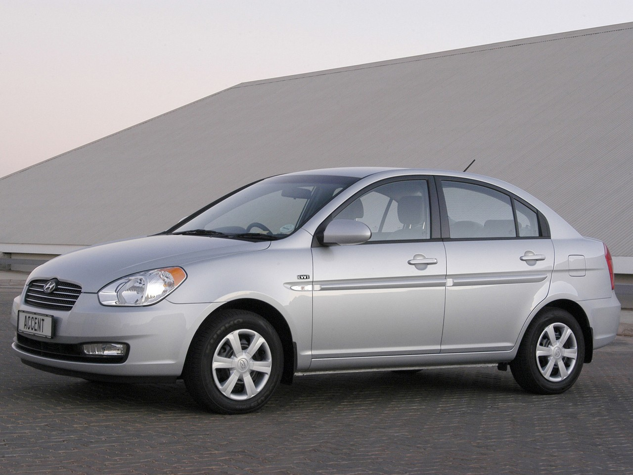 Hyundai Accent 4 Doors 2006 2007 2008 2009 2010