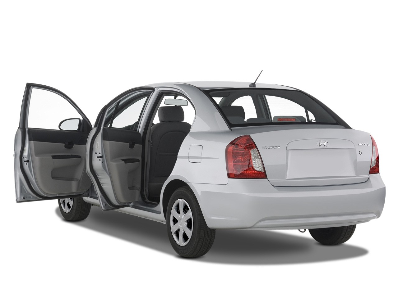 Hyundai Accent 4 Doors 2006 2007 2008 2009 2010