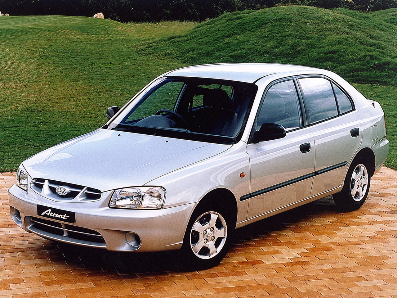 Hyundai Accent 2000 Model >> HYUNDAI Accent 5 Doors - 1999, 2000, 2001, 2002, 2003 - autoevolution