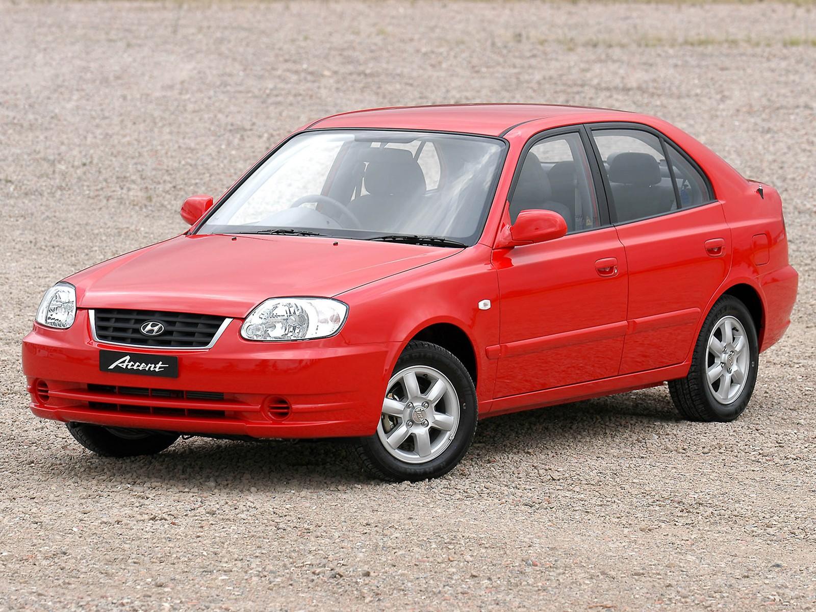 Hyundai Accent 5 Doors Specs 2003 2004 2005 2006
