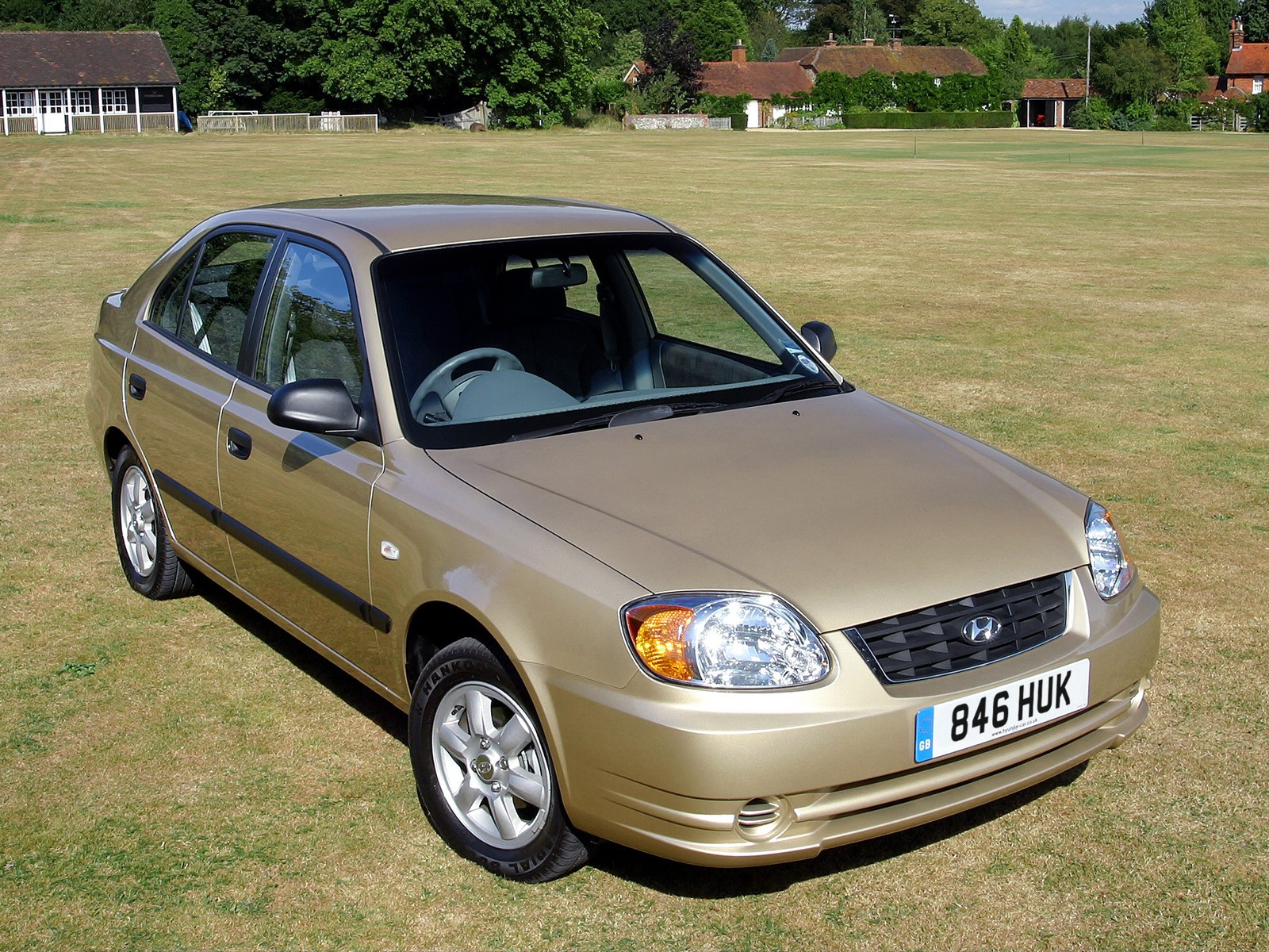 Hyundai Accent Hatchback >> HYUNDAI Accent 5 Doors - 2003, 2004, 2005, 2006 ...