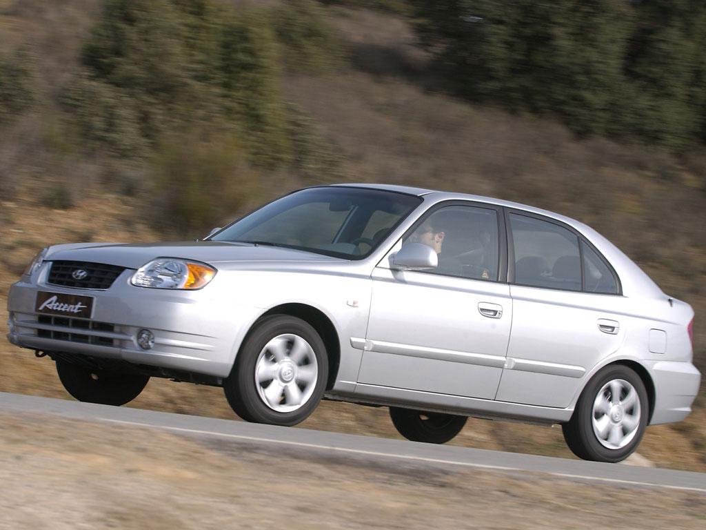 Hyundai Accent Hatchback >> HYUNDAI Accent 5 Doors specs - 2003, 2004, 2005, 2006 ...