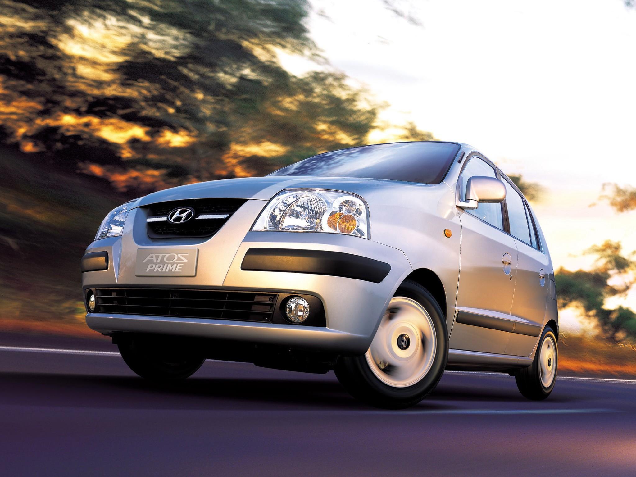 HYUNDAI Atos - 2005, 2006, 2007, 2008 - autoevolution