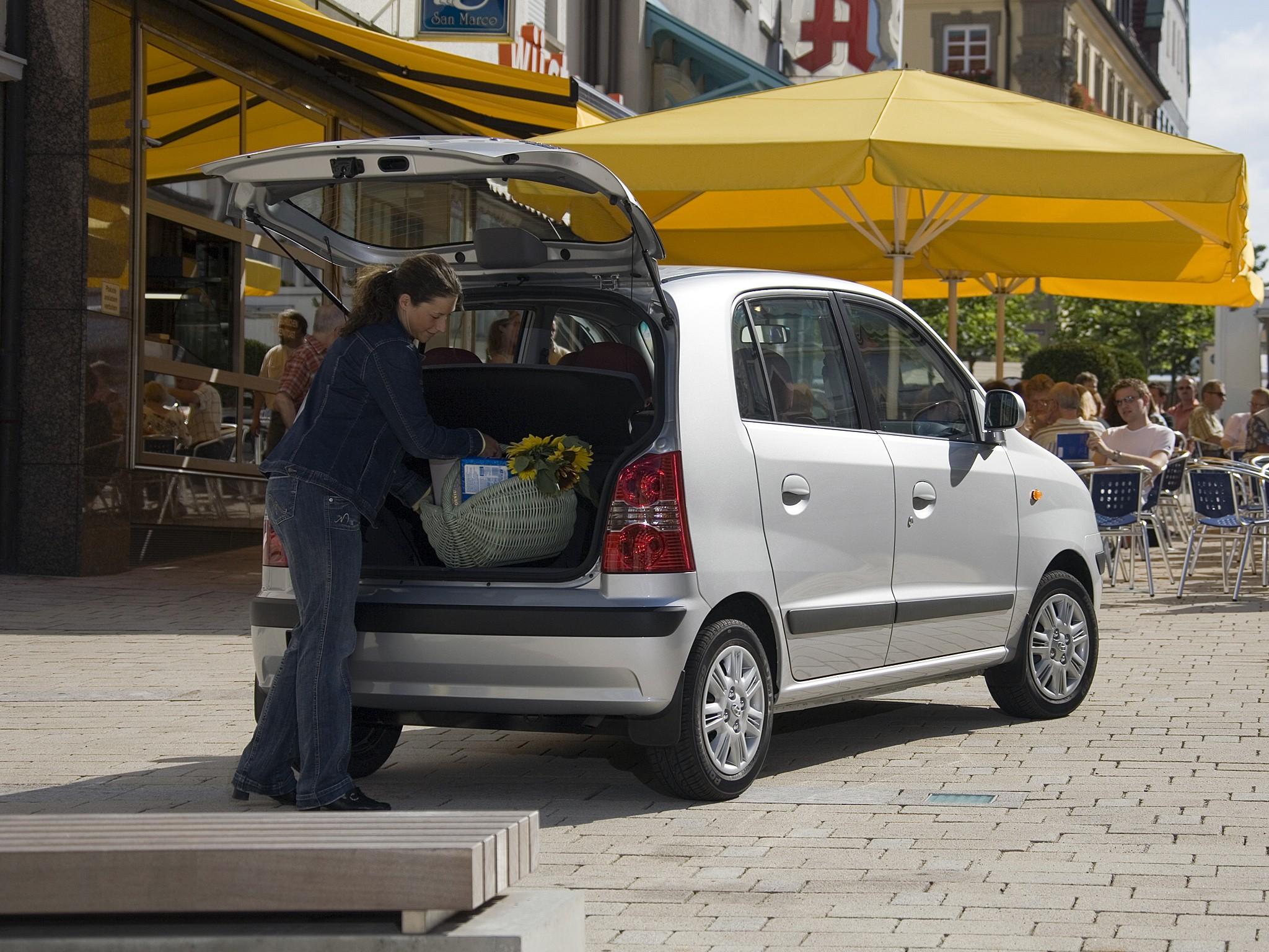 Prime Acura North >> HYUNDAI Atos - 2005, 2006, 2007, 2008 - autoevolution
