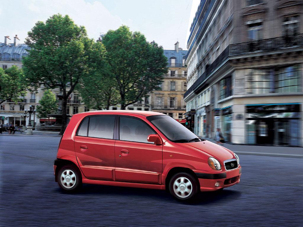 Hyundai Atos Spirit - 1999  2000  2001  2002  2003