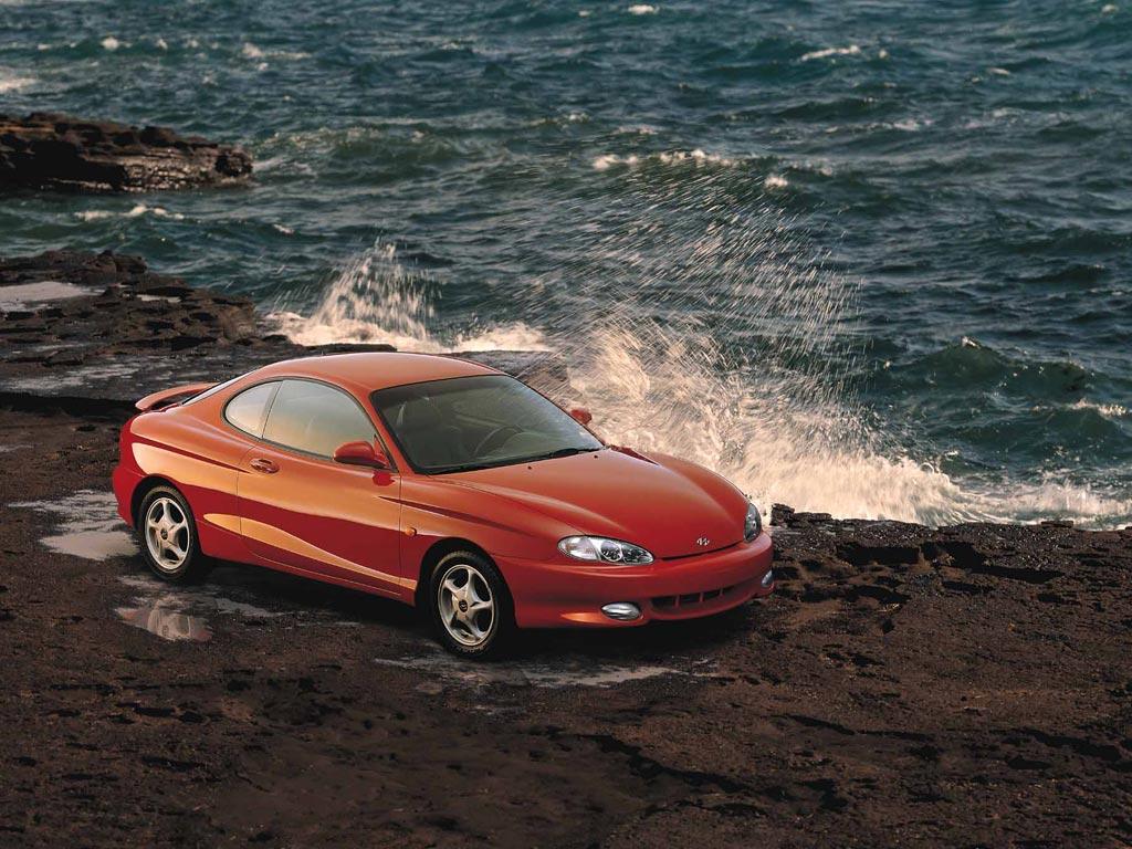 Hyundai Coupe Tiburon Specs Photos 1996 1997 1998 1999 Autoevolution