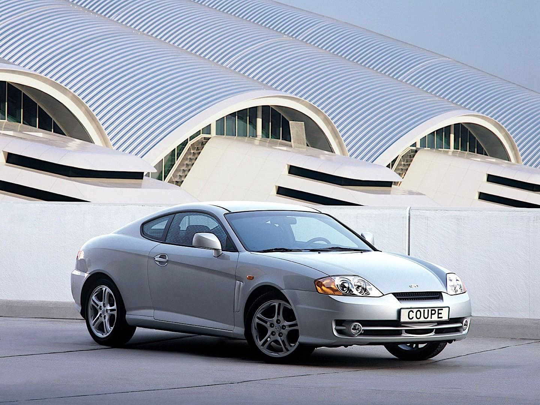 Hyundai Coupe Tiburon Specs Photos 2001 2002 2003 2004 Autoevolution