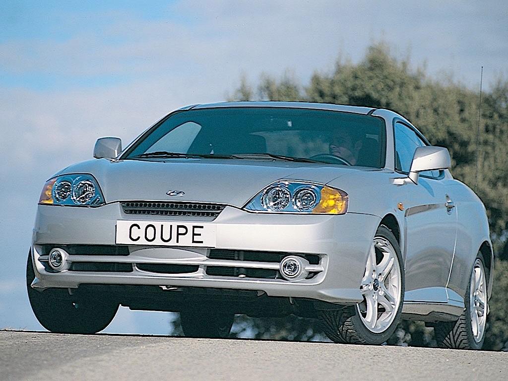 hyundai tiburon coupe 2001 2004 2003 autoevolution specs 2002