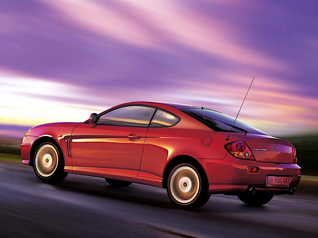 Hyundai Coupe Tiburon Specs 2001 2002 2003 2004