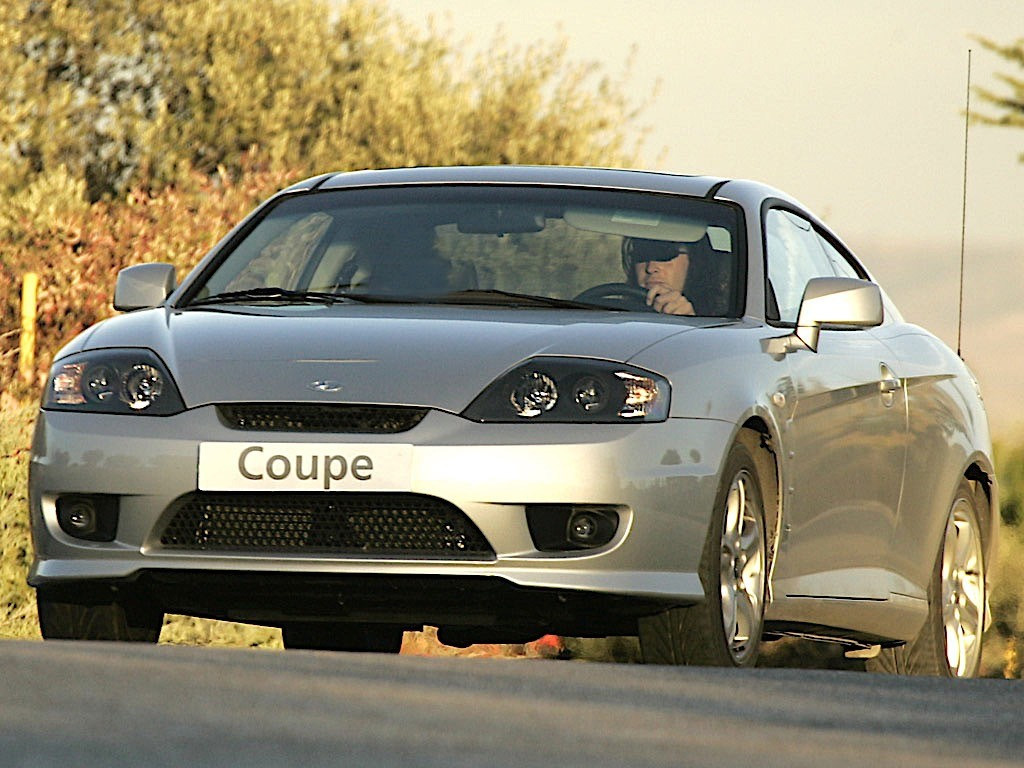 hyundai coupe tiburon specs 2004 2005 2006 2007. Black Bedroom Furniture Sets. Home Design Ideas