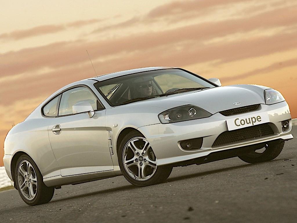 Solar For America >> HYUNDAI Coupe / Tiburon specs & photos - 2004, 2005, 2006 ...