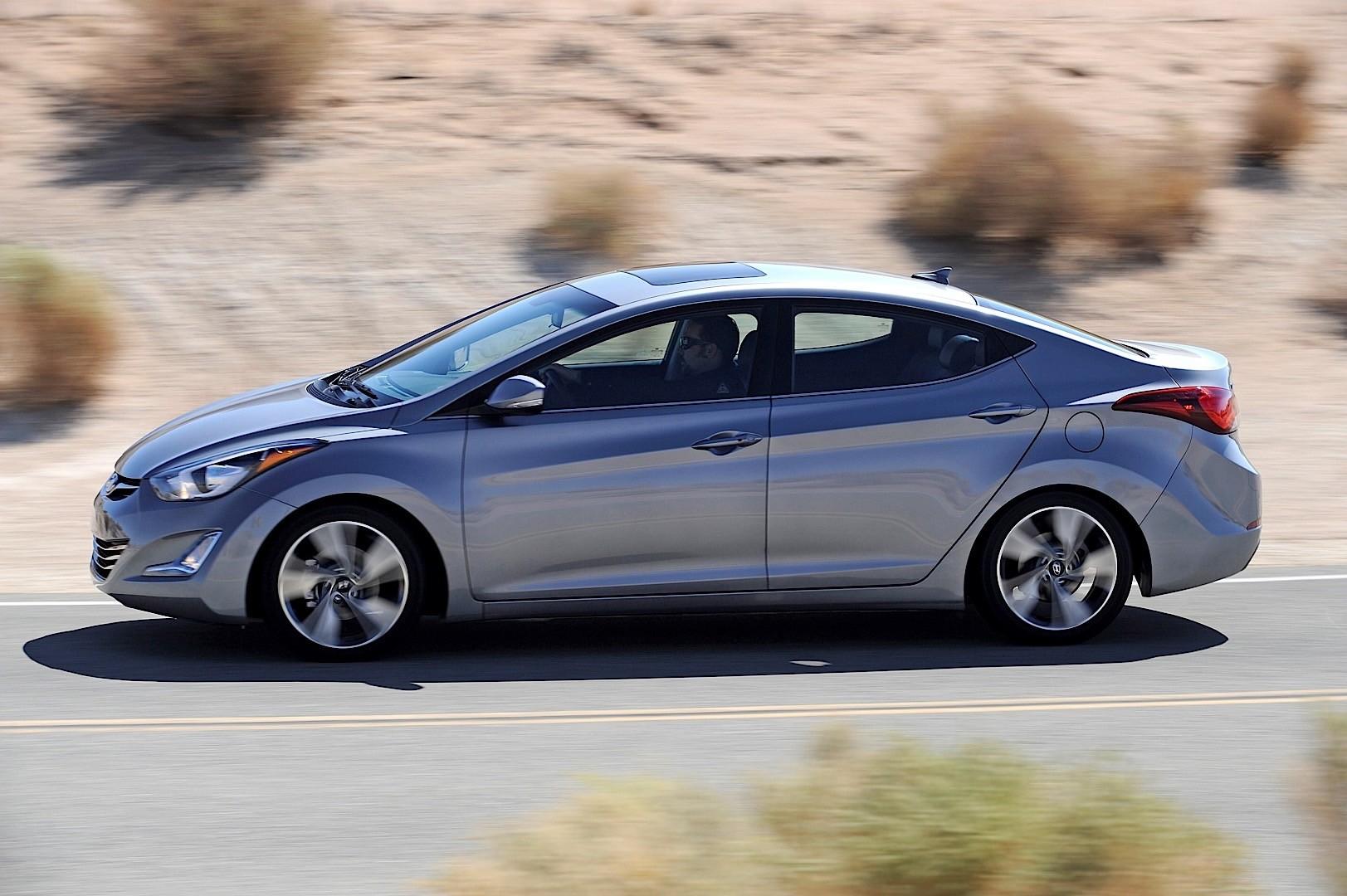 Hyundai Elantra 2010 2011 2012 2013 2014 2015 2016