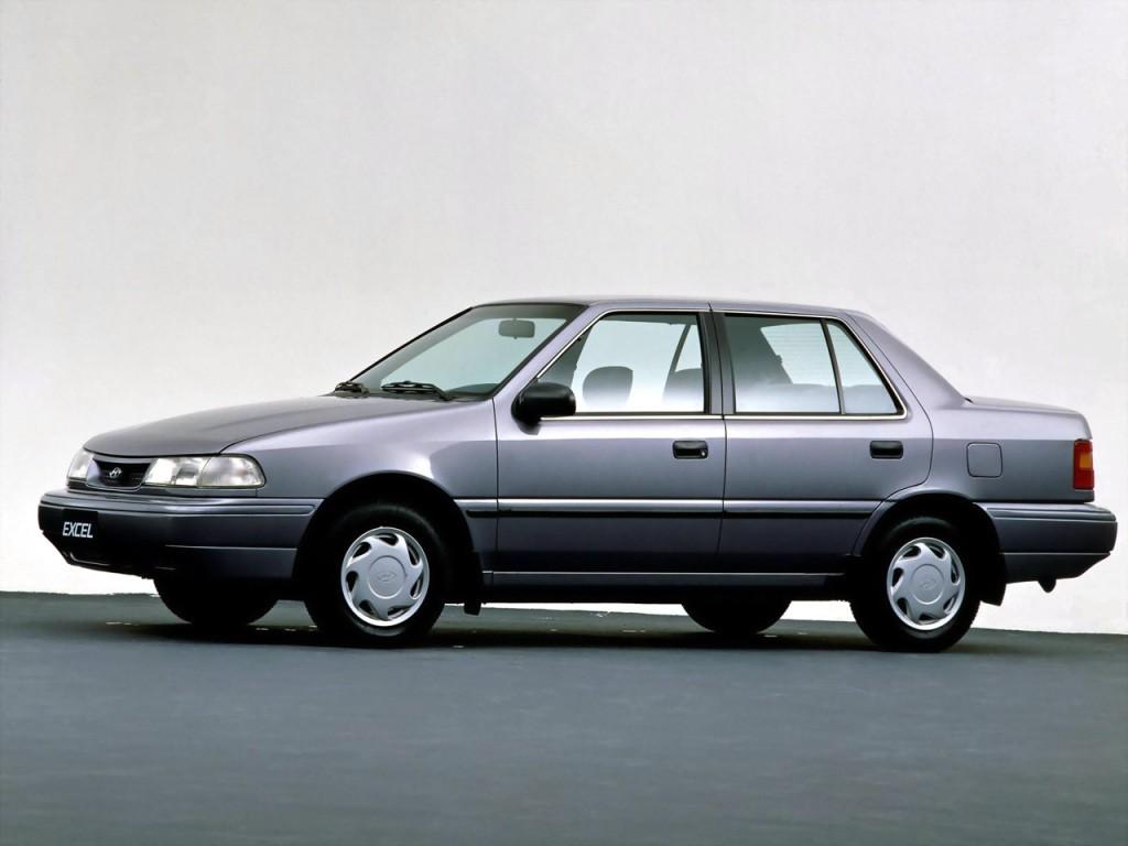 hyundai excel 3 doors specs 1994 1995 1996 1997 1998 rh autoevolution com manual hyundai excel 98 gratis 2008 Hyundai Accent