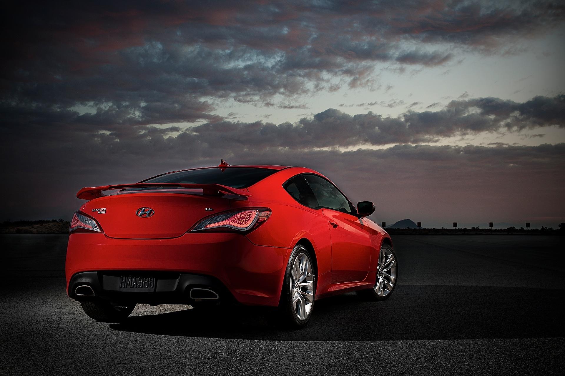 2012 Hyundai Genesis 2.0 T >> HYUNDAI Genesis Coupe specs & photos - 2008, 2009, 2010, 2011, 2012, 2013 - autoevolution