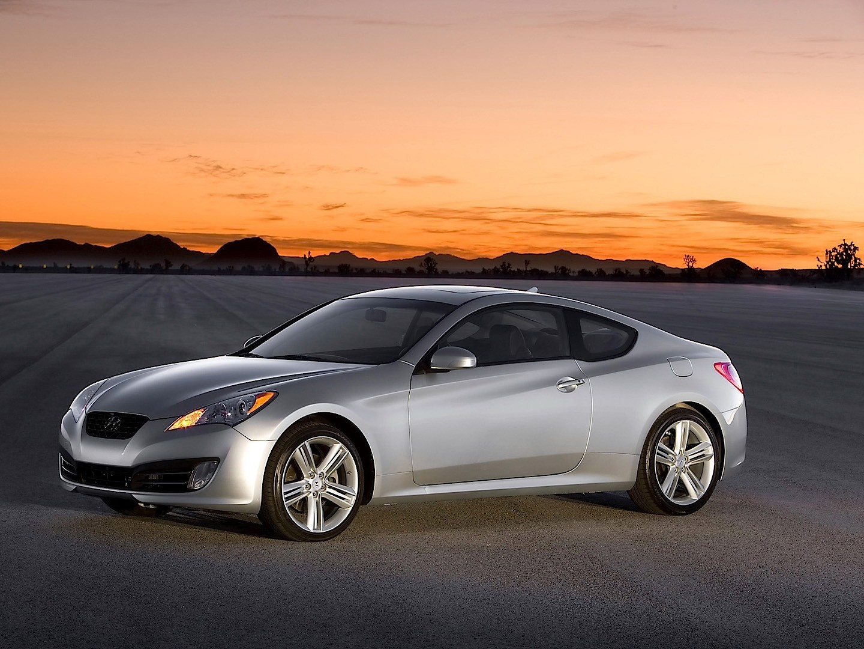 Hyundai Genesis Coupe Specs 2008 2009 2010 2011 2012