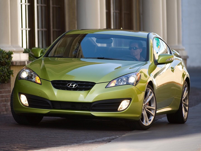 2012 Hyundai Genesis 2.0 T >> HYUNDAI Genesis Coupe - 2008, 2009, 2010, 2011, 2012, 2013 - autoevolution