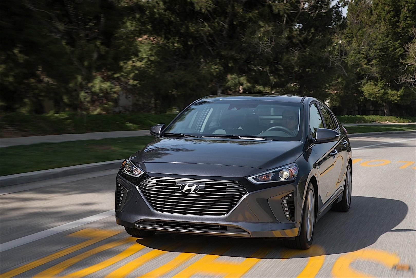 Hyundai Ioniq 2016 Present