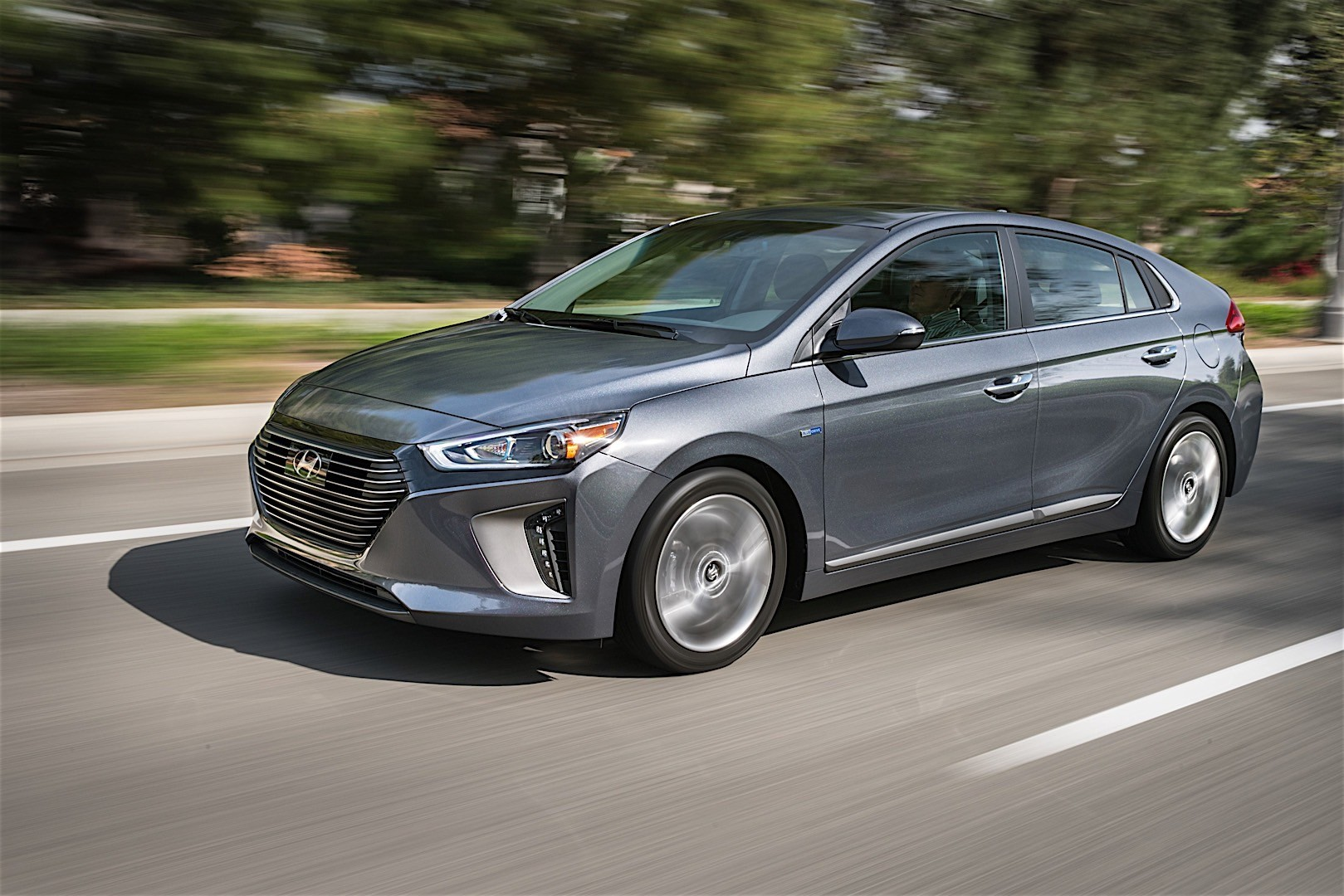 Hyundai Ioniq 2016 2019