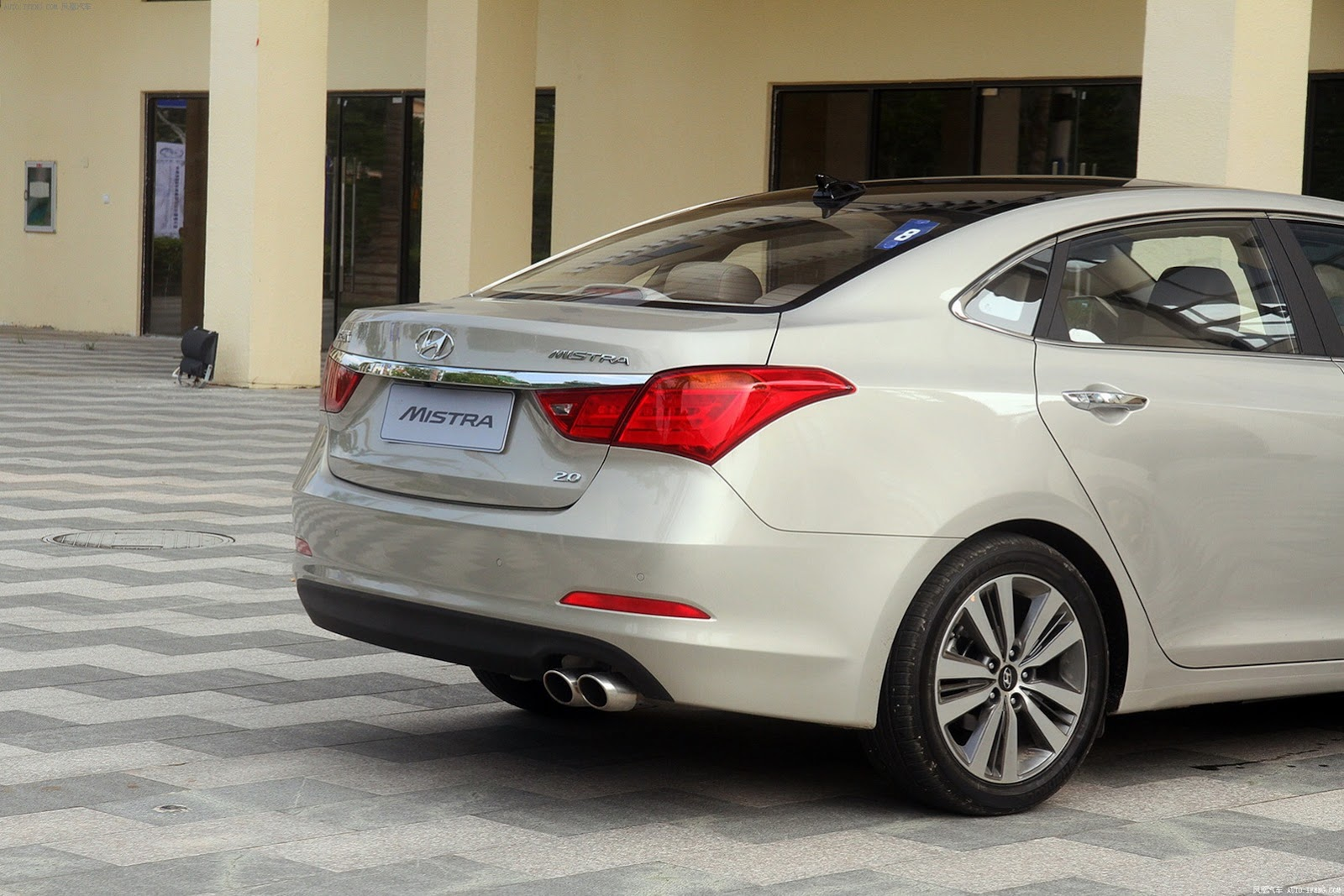 Hyundai Mistra on 2018 Hyundai Elantra
