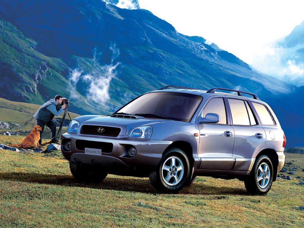 Hyundai Santa Fe Specs 2000 2001 2002 2003 2004