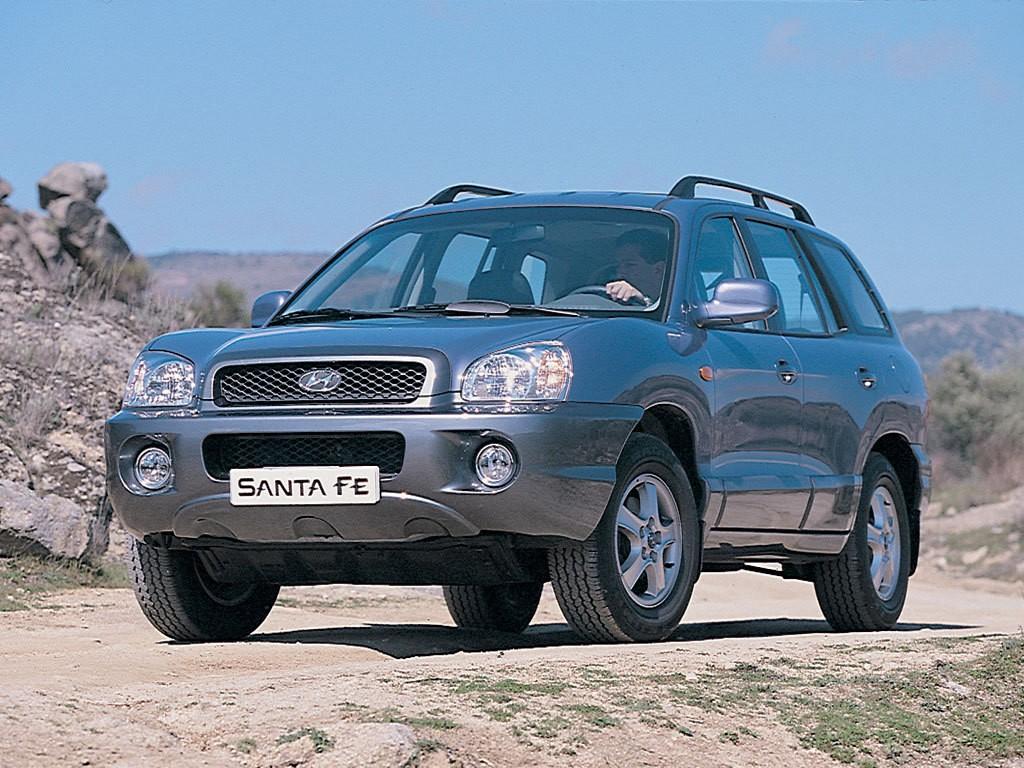 ... HYUNDAI Santa Fe (2000   2004) ...