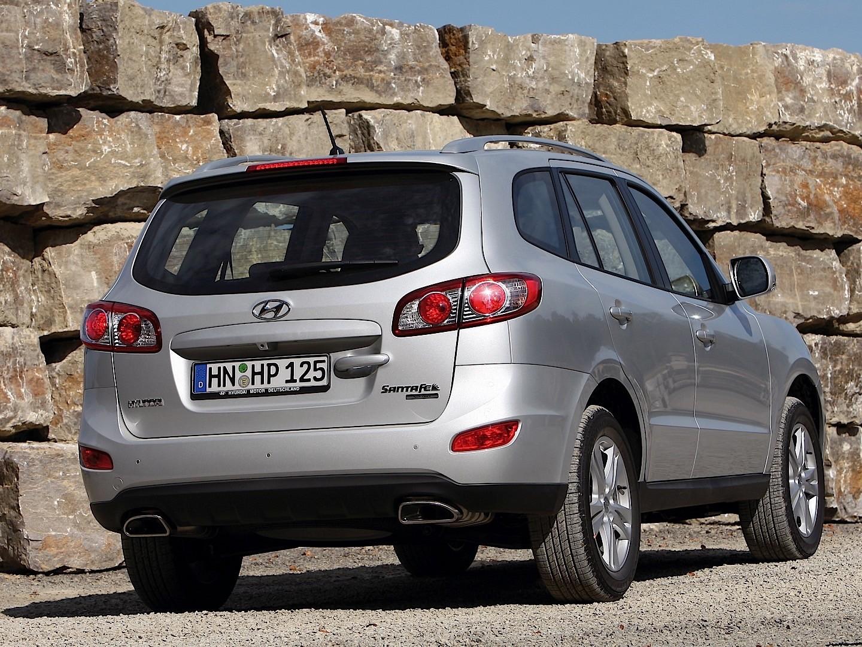 Hyundai Santa Fe 2009 2010 2011 2012 Autoevolution