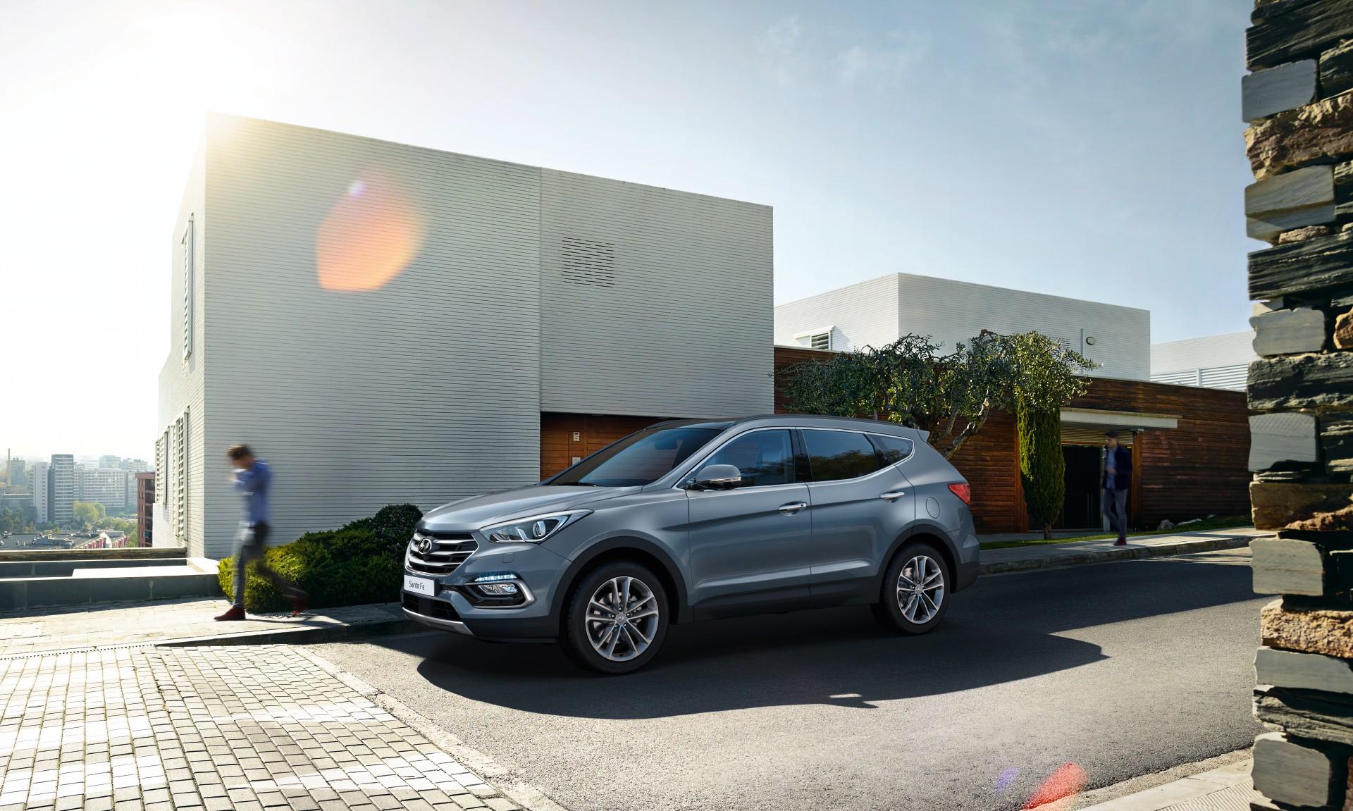 HYUNDAI Santa Fe specs & photos - 2018, 2019 - autoevolution