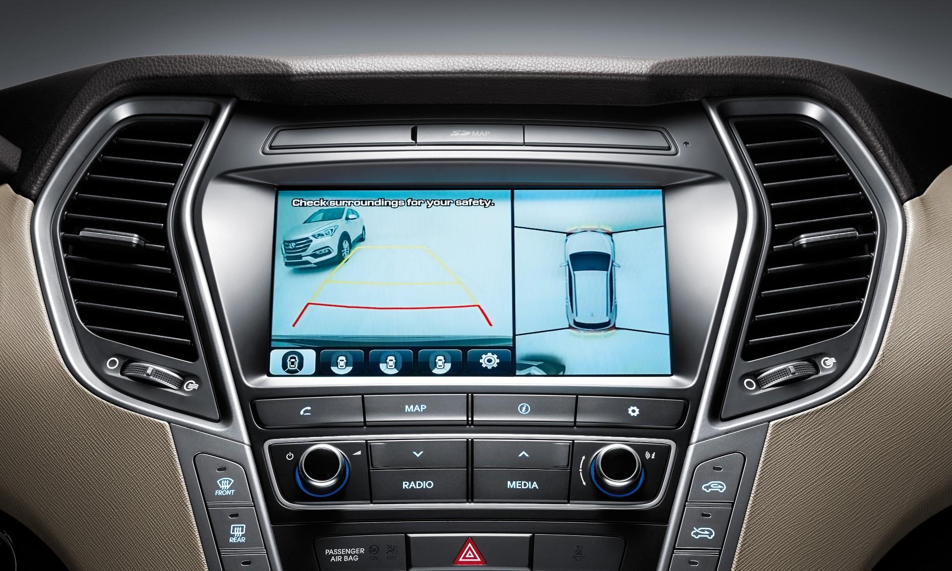 Hyundai Genesis 2.0 T Specs >> HYUNDAI Santa Fe specs - 2018 - autoevolution