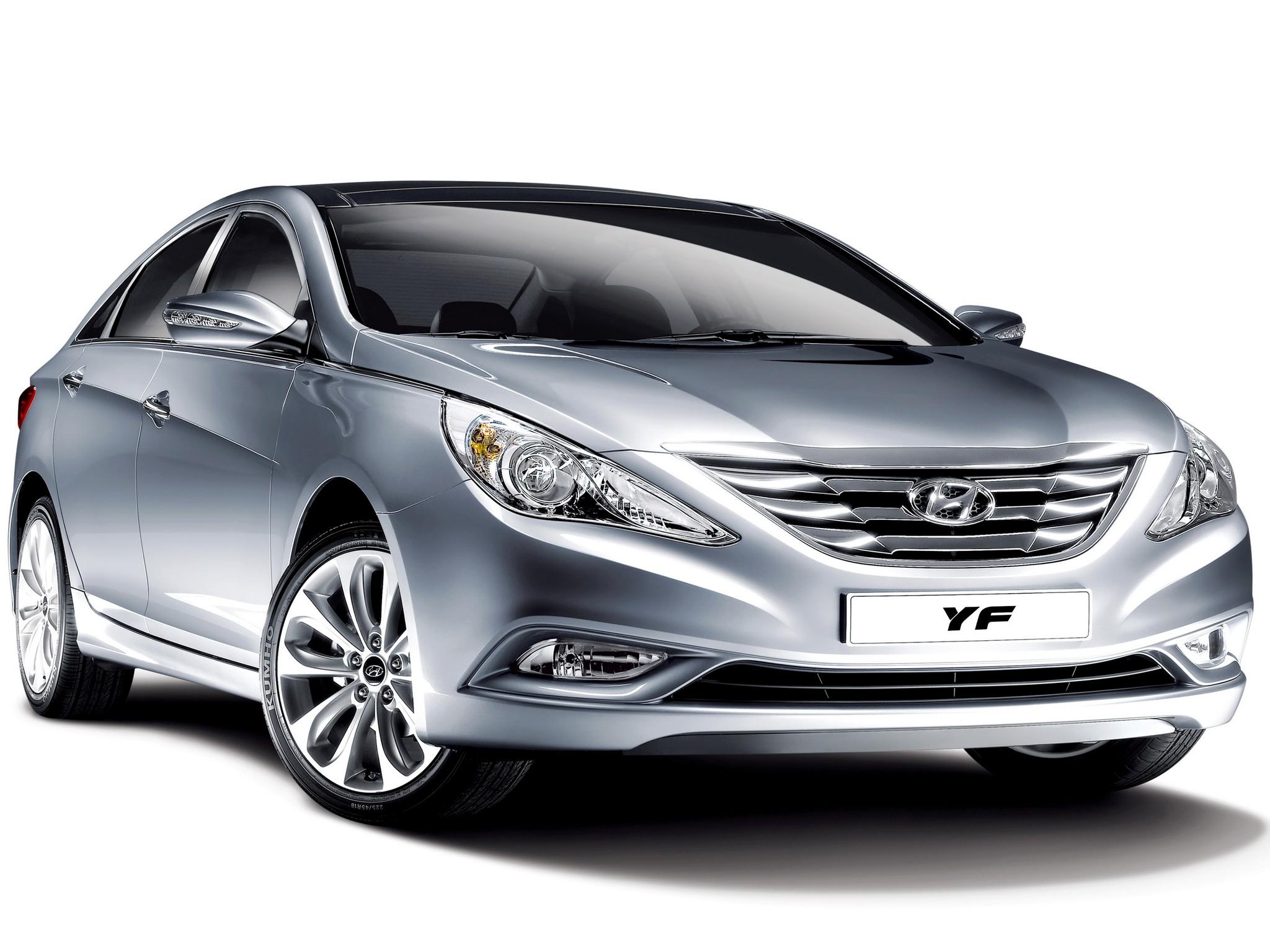 sonata hyundai 2009 i45 yf autoevolution cars