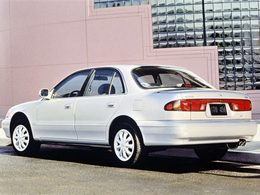 Hyundai Sonata on 1994 Toyota 3 0 V6 Engine
