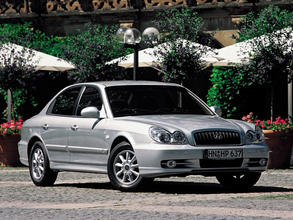 Hyundai Sonata Specs Amp Photos 2001 2002 2003 2004