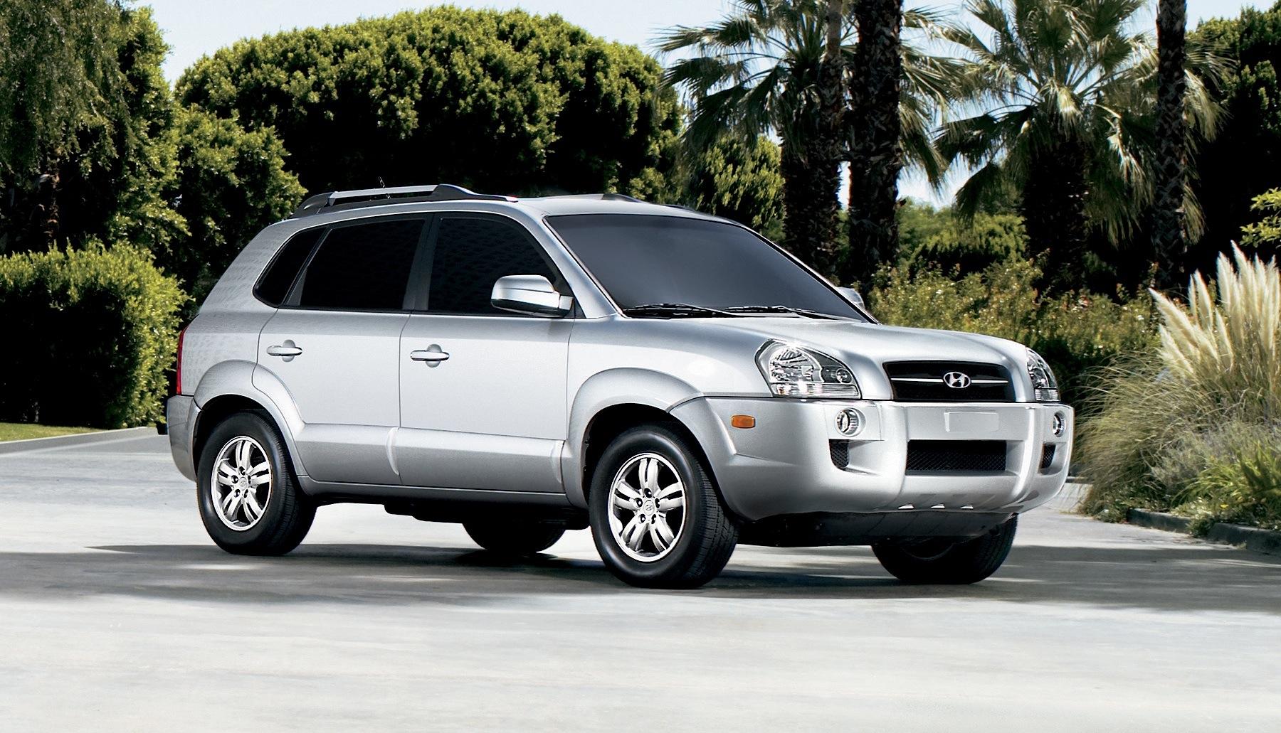 Hyundai Tucson Specs 2004 2005 2006 2007 2008 2009