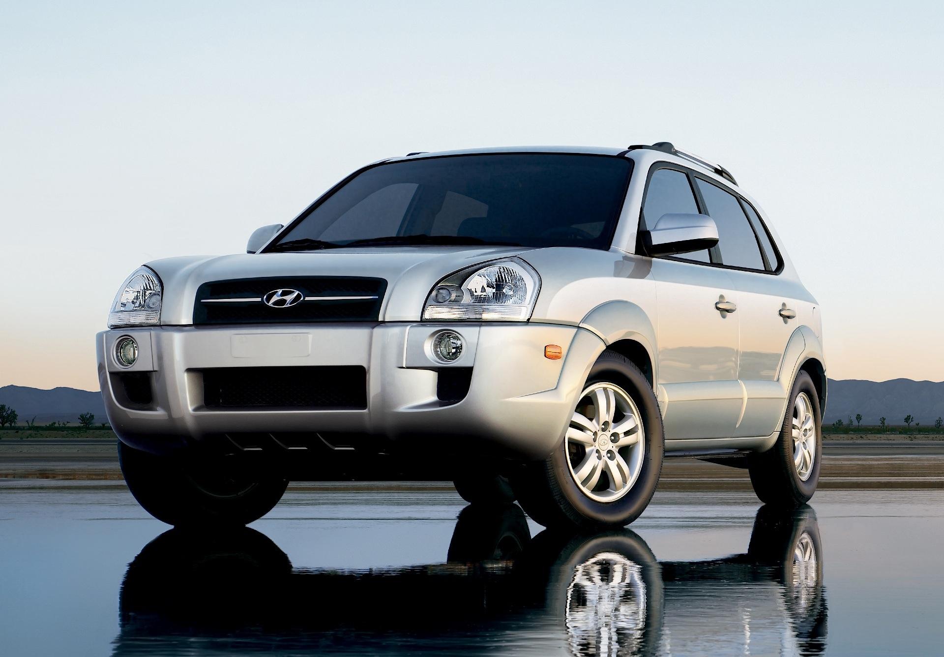 News 4 Tucson >> HYUNDAI Tucson - 2004, 2005, 2006, 2007, 2008, 2009 - autoevolution