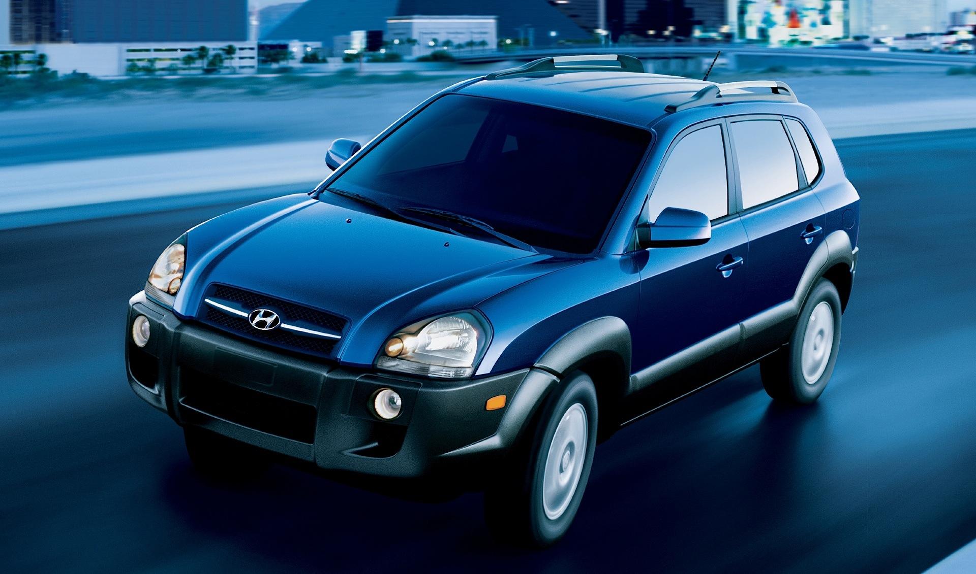 Santa Fe Suv >> HYUNDAI Tucson specs & photos - 2004, 2005, 2006, 2007, 2008, 2009 - autoevolution