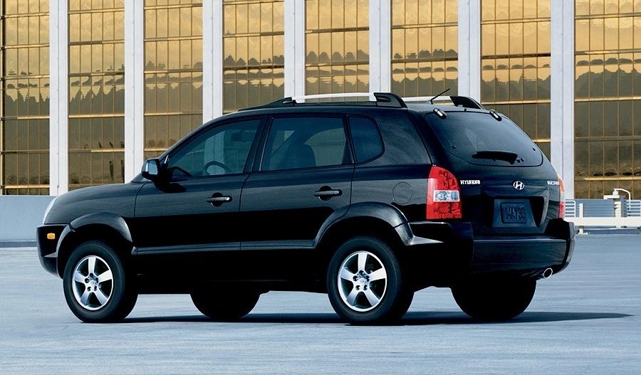 7 Passenger Suv >> HYUNDAI Tucson specs - 2004, 2005, 2006, 2007, 2008, 2009 - autoevolution