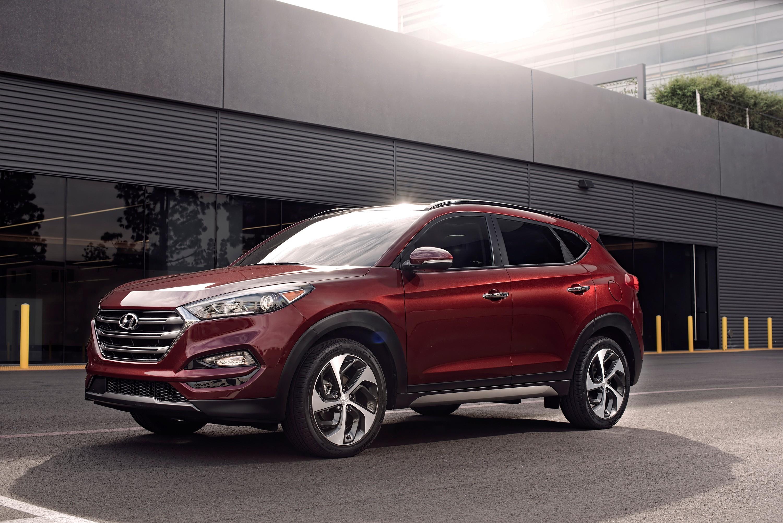 Hyundai Tucson 2016 2018