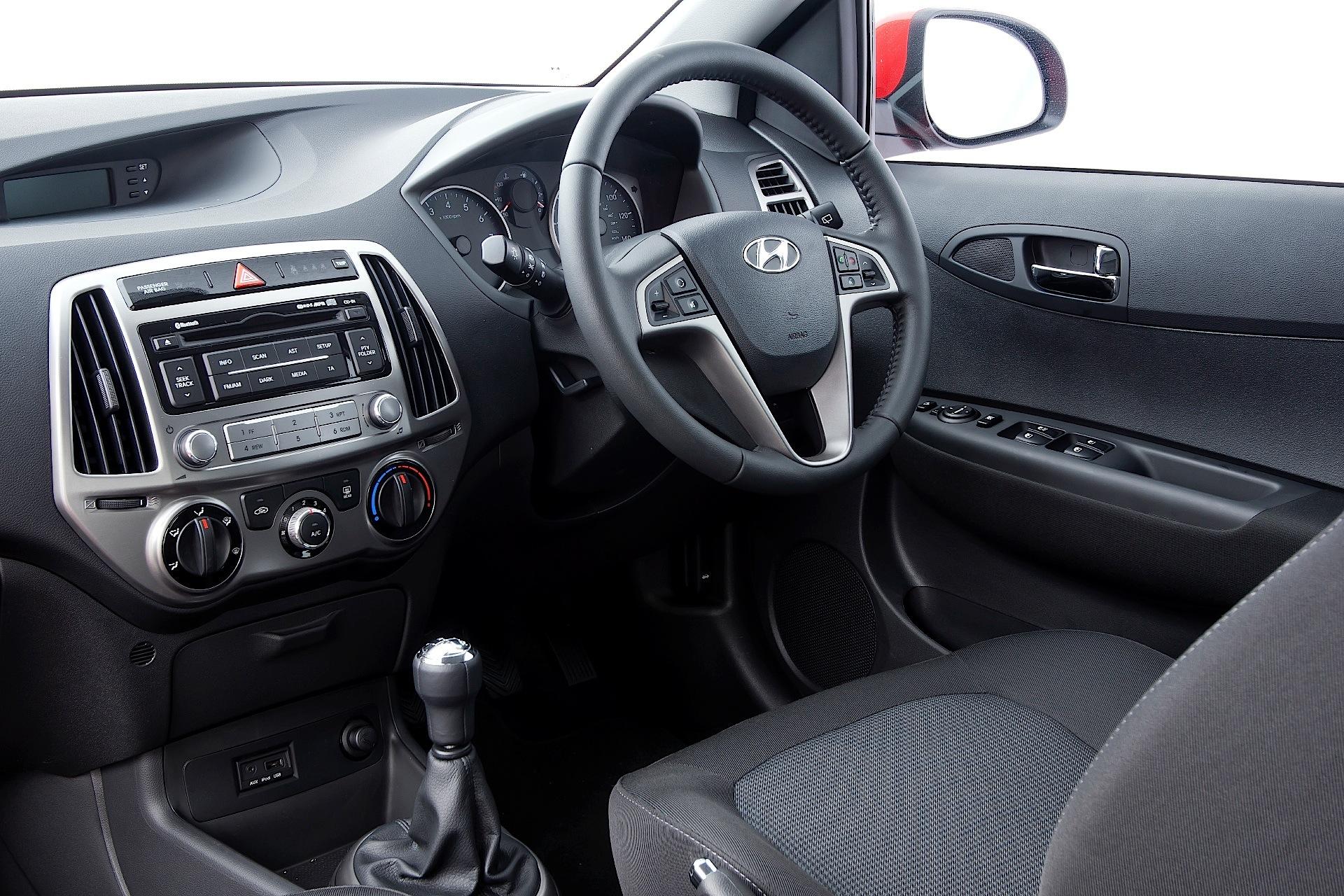 Hyundai I20 2009 2010 2011 2012 2013 2014