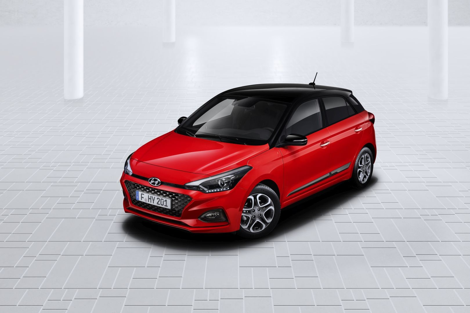 HYUNDAI i20 5-doors specs & photos - 2018, 2019 ...