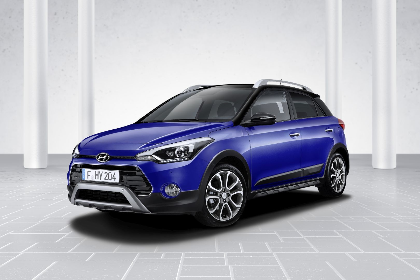 HYUNDAI i20 Active specs & photos - 2018 - autoevolution