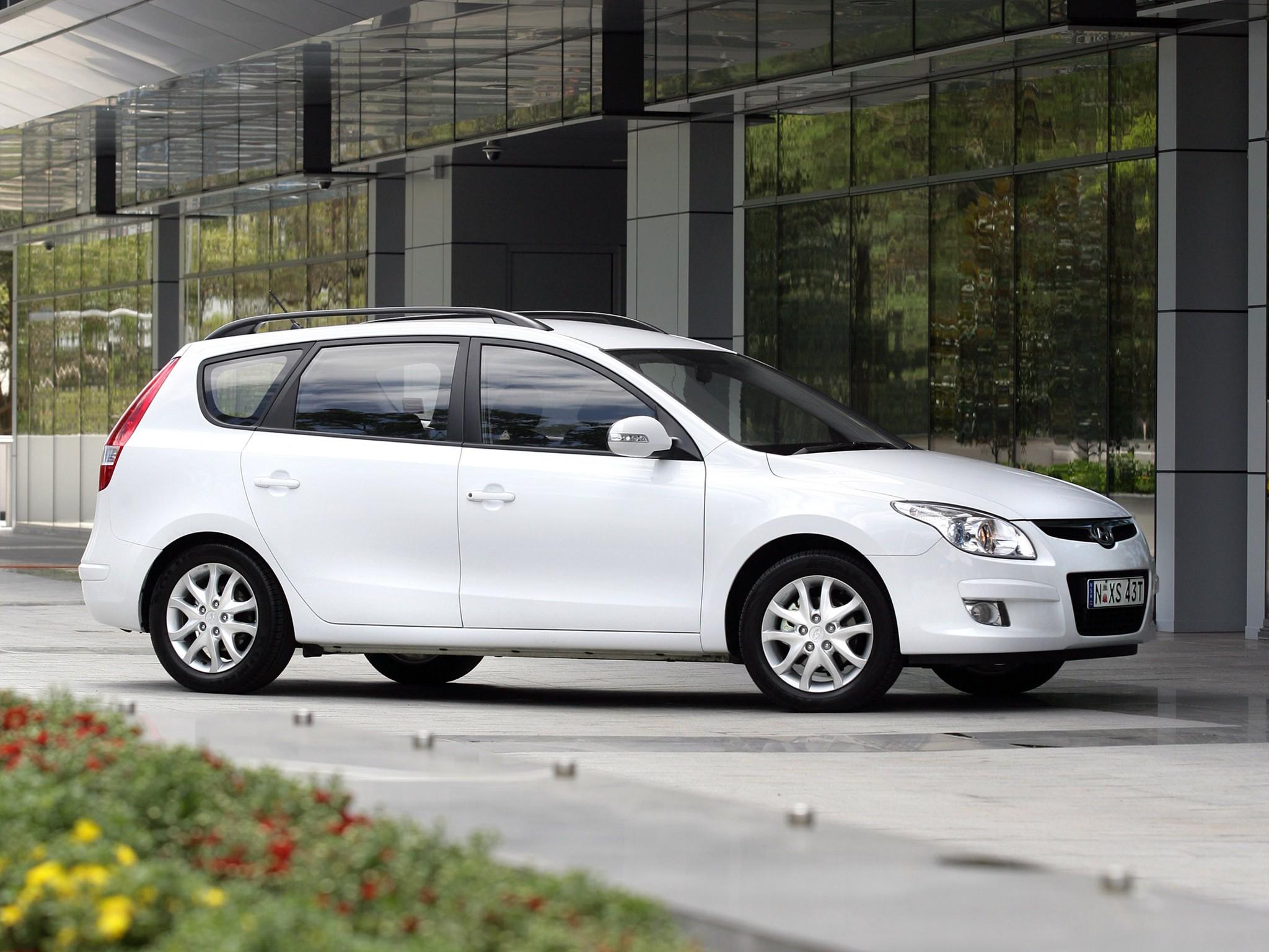 Hyundai I30 Estate Specs 2008 2009 2010 2011 2012