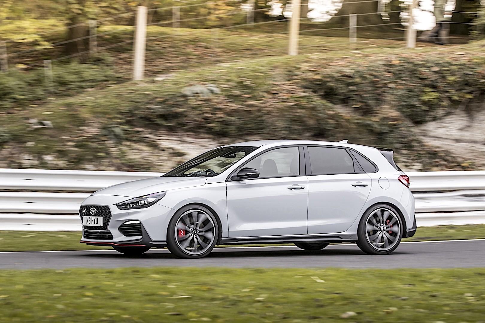 hyundai i30 n specs 2017  2018 autoevolution